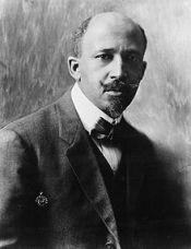 W.E.B. Du Bois, 1918