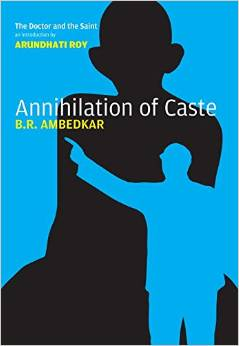AMBEDKAR Annihilation of Caste