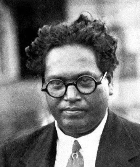 BR Ambedkar 1939 Bombay
